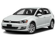 Brief summary of 2017 Volkswagen Golf vehicle information