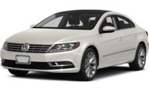 Colors, options and prices for the 2015 Volkswagen CC