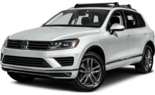 Colors, options and prices for the 2015 Volkswagen Touareg
