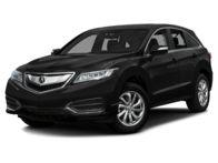 Brief summary of 2016 Acura RDX vehicle information