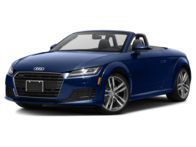 Brief summary of 2016 Audi TT vehicle information