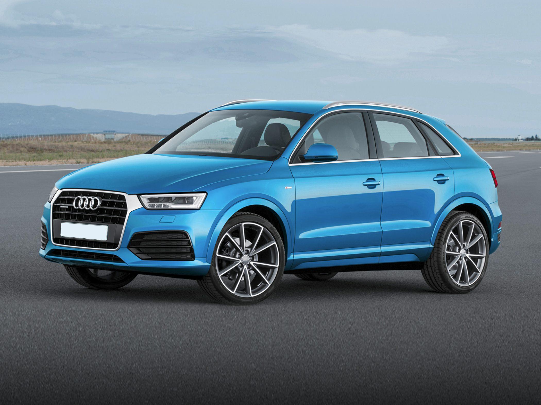 Infiniti Certified Pre Owned >> Audi Q3 Sport Utility Models, Price, Specs, Reviews | Cars.com
