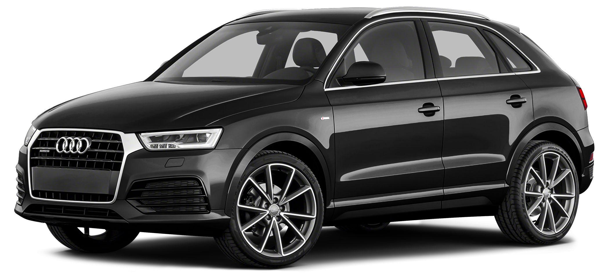 audi q3 noir d 39 occasion recherche de voiture d 39 occasion le parking. Black Bedroom Furniture Sets. Home Design Ideas