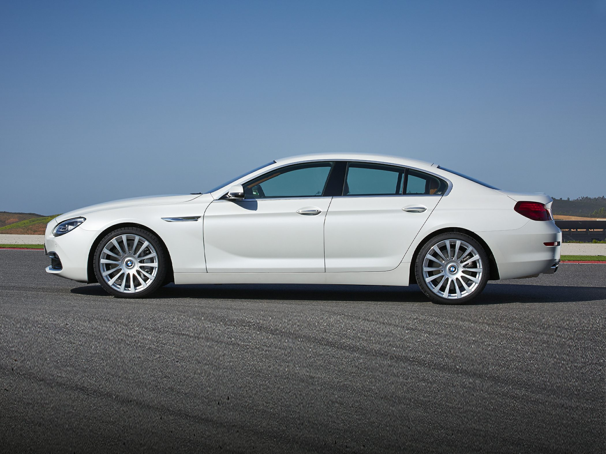 BMW 640 Gran Coupe