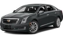 Colors, options and prices for the 2016 Cadillac XTS