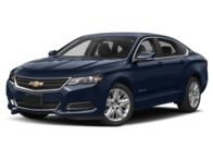 Brief summary of 2018 Chevrolet Impala vehicle information