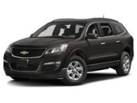 Brief summary of 2017 Chevrolet Traverse vehicle information