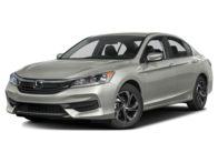 Brief summary of 2016 Honda Accord vehicle information
