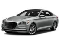 Brief summary of 2015 Hyundai Genesis vehicle information