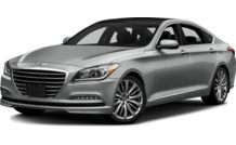 Colors, options and prices for the 2015 Hyundai Genesis