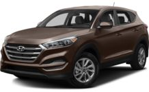Colors, options and prices for the 2016 Hyundai Tucson