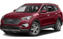 Colors, options and prices for the 2016 Hyundai Santa Fe