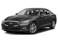 Brief summary of 2018 INFINITI Q50 vehicle information