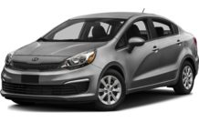 Colors, options and prices for the 2016 Kia Rio