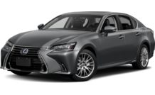 Colors, options and prices for the 2016 Lexus GS 450h
