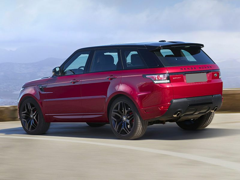 2017 land rover range rover sport reviews specs and prices. Black Bedroom Furniture Sets. Home Design Ideas