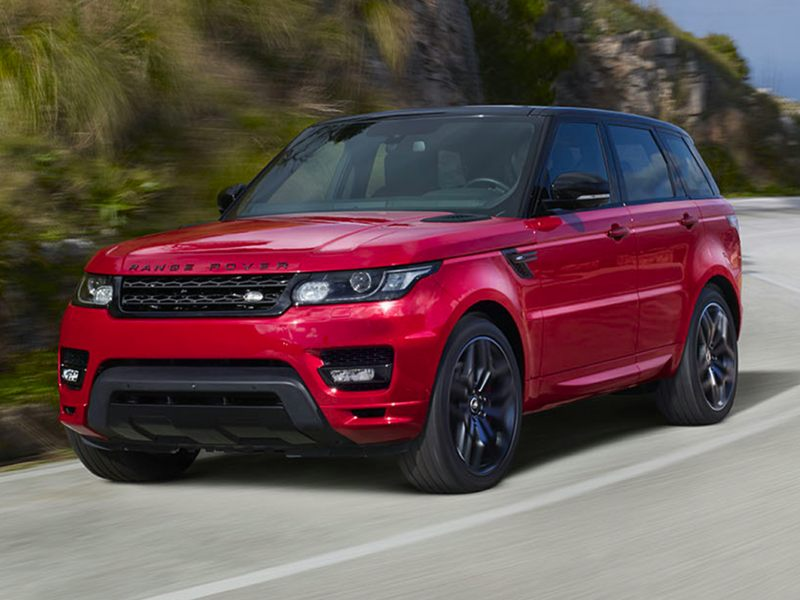 2017 Land Rover Range Rover Sport Reviews Specs And