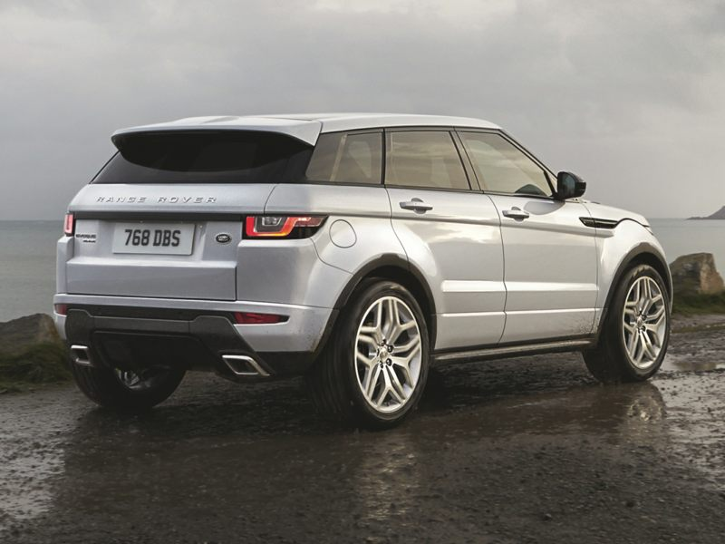 2017 land rover range rover evoque reviews specs and prices cars. Black Bedroom Furniture Sets. Home Design Ideas