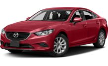 Colors, options and prices for the 2016 Mazda Mazda6