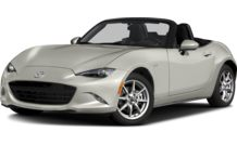 Colors, options and prices for the 2016 Mazda MX-5 Miata