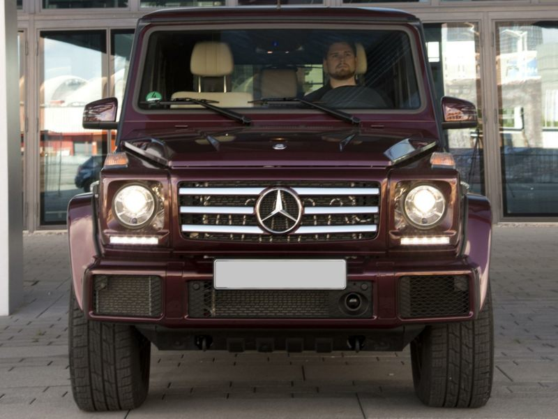 2016 Mercedes Benz G Class Reviews Specs And Prices