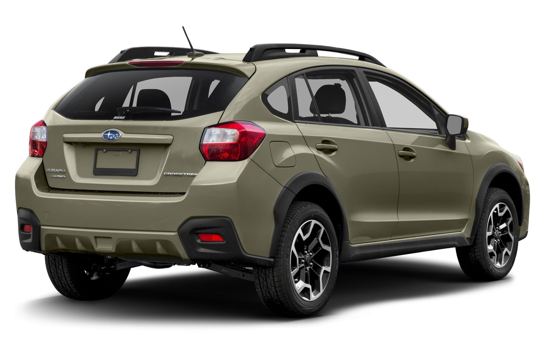 2017 Crosstrek Limited >> 2017 Subaru Crosstrek Reviews, Specs and Prices | Cars.com