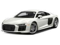 Brief summary of 2018 Audi R8 vehicle information