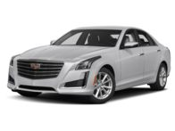 Brief summary of 2018 Cadillac CTS vehicle information
