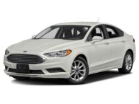 Brief summary of 2018 Ford Fusion vehicle information