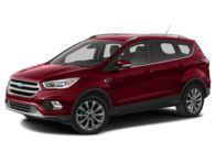 Brief summary of 2017 Ford Escape vehicle information