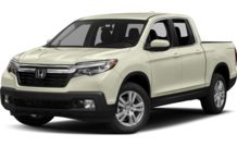 Colors, options and prices for the 2017 Honda Ridgeline