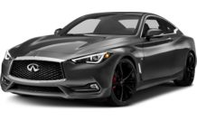 Colors, options and prices for the 2017 Infiniti Q60