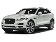 Brief summary of 2017 Jaguar F-PACE vehicle information