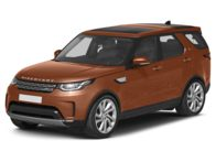 Brief summary of 2017 Land Rover Discovery vehicle information