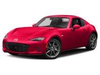 Brief summary of 2017 Mazda MX-5 Miata RF vehicle information