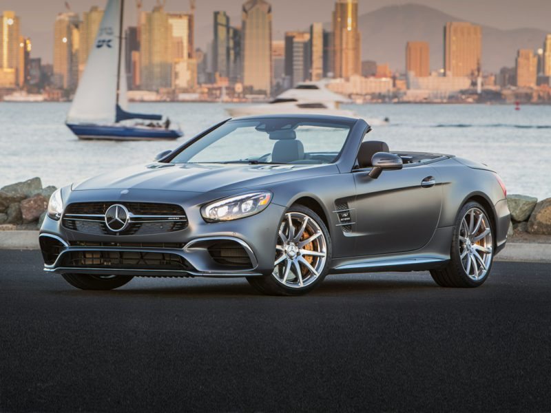 2017 Mercedes Benz Amg Sl 65 Reviews Specs And Prices