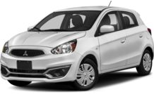 Colors, options and prices for the 2017 Mitsubishi Mirage