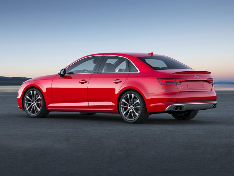 2018 audi s4 reviews specs and prices. Black Bedroom Furniture Sets. Home Design Ideas