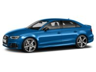 Brief summary of 2017 Audi RS 3 vehicle information