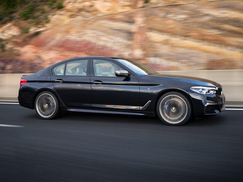 2018 BMW M550 Reviews, Specs and Prices | Cars.com