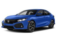 Brief summary of 2018 Honda Civic vehicle information