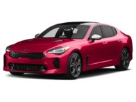 Brief summary of 2018 Kia Stinger vehicle information