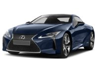 Brief summary of 2018 Lexus LC 500h vehicle information