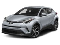 Brief summary of 2018 Toyota C-HR vehicle information