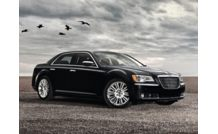 Colors, options and prices for the 2014 Chrysler 300