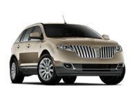 Brief summary of 2015 Lincoln MKX vehicle information