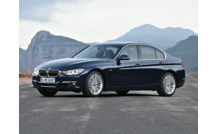 Colors, options and prices for the 2015 BMW 328d