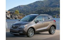 Colors, options and prices for the 2014 Buick Encore
