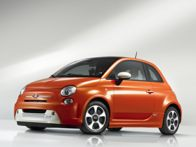 Brief summary of 2013 Fiat 500e vehicle information