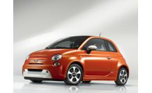 Colors, options and prices for the 2013 FIAT 500e